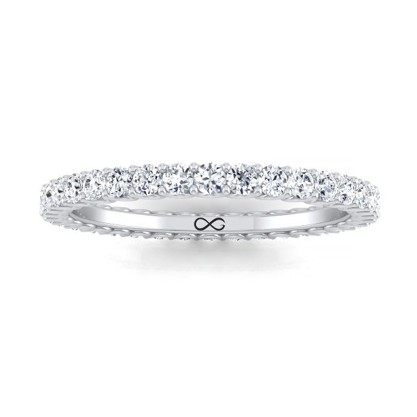 PRE-CUT MICRO U SET WANING ETERNITY BAND (1.50ct)
